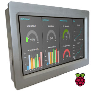 10″ TouchBerry Panel PC