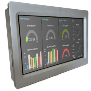 10″ TinkerTouch Panel PC